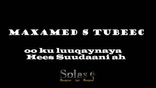 Tubeec iyo Hees Suudaani ah