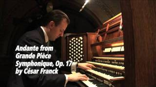 David Enlow Records Organ Works of Franck