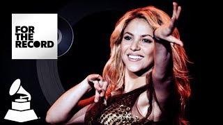 Baixar Shakira Makes Latin GRAMMY History | For The Record
