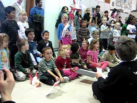 Must Be Santa - North Shoreview Montessori Performance