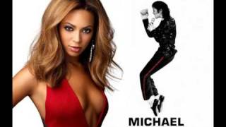 Michael Jackson Ft. Beyonce   Single black & white ladies + [Download!]