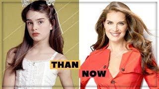 Brooke Shields | Amazing Transformation from 1 To 52 Years Old