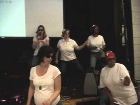 Sarah Baldwin - SOL Rap [Queens Lake Middle School]