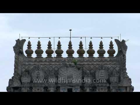 Sri Varadaraja Perumal Temple, Hastigiri Hill