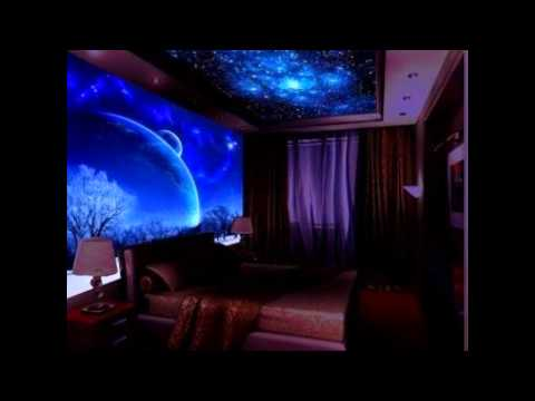 Glow In The Dark Bedroom Design Ideas Inspiration Youtube