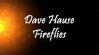 Dave Hause Fireflies Lyric Video