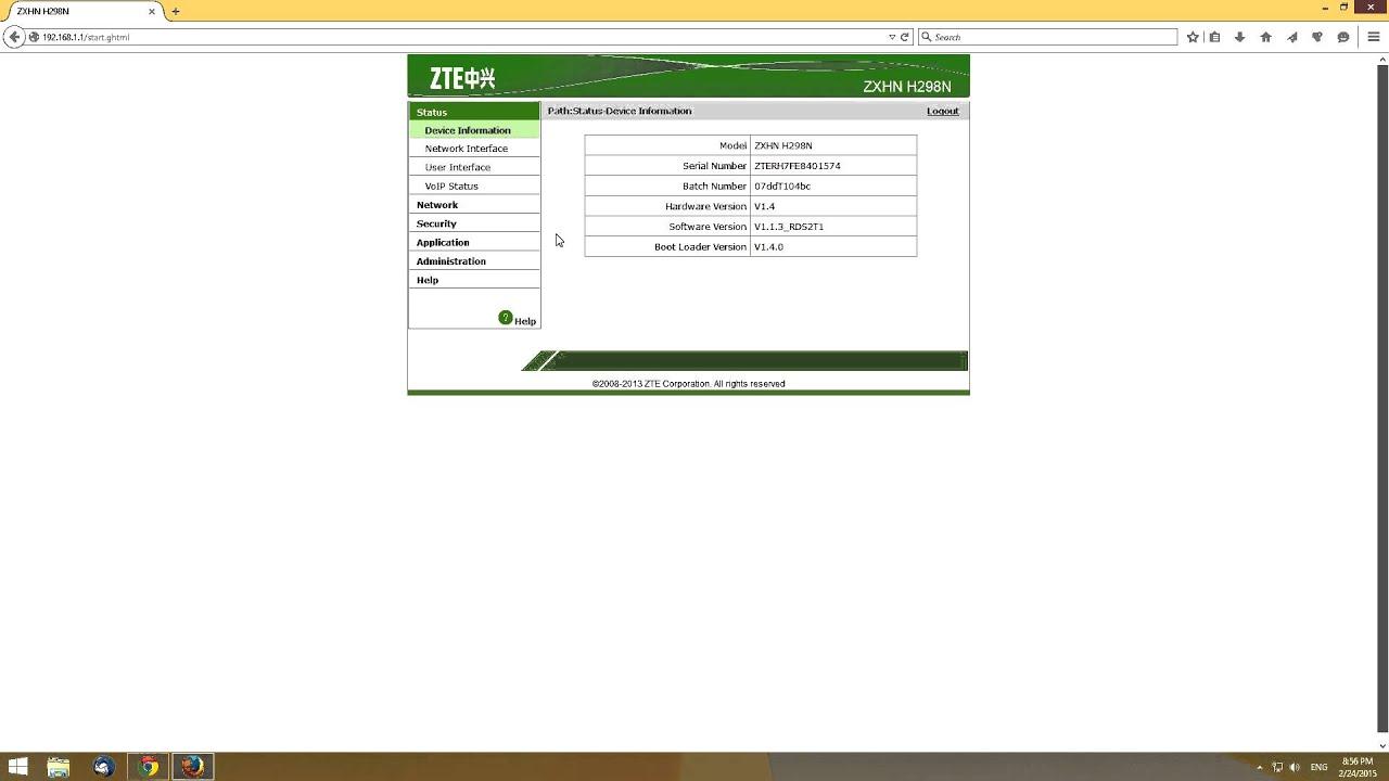 Zte zxhn f660 user Manual pdf Gpon ont