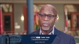 LEAD360 ThinkTank at Georgetown University