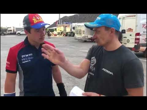 Интервью с Дмитрий Шилов Dakar 2018, Блог Сергея Карякина