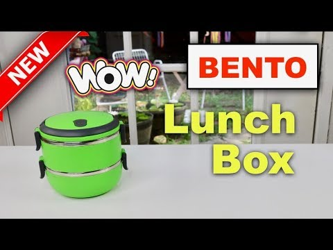 😍  Bento  Lunch Box  ❤️   Review     ✅