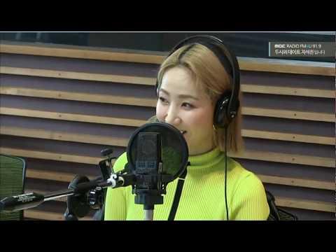 180419 - 효연 HYOYEON & 예은 YENNY MBC FM4U Radio 지석진 Ji Suk Jin's 2 O' Clock Date