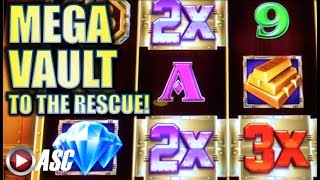 ★DOWN TO MY LAST $100.00!★ MEGA VAULT TO THE RESCUE!! Slot Machine Bonus (IGT)
