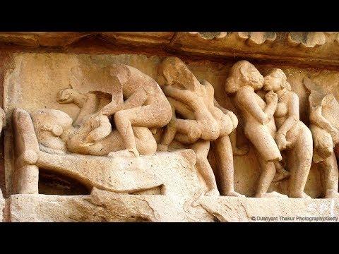 खजुराहो मंदिर की नग्न मूर्तियों का रहस्य… | REVEALED: Khajuraho Temple Sculpture Mystery