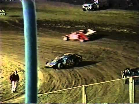 Watsonville Speedway - Grand American Modifieds 7-14-2000
