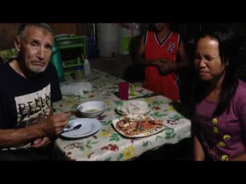 FILIPINA WIFE SURPRISE CRAB COOK OUT A BRITISH EXPAT LIFESTSYLE VIDEO