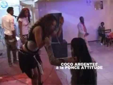 Coco Argentée Chez Lady Ponce.mp4