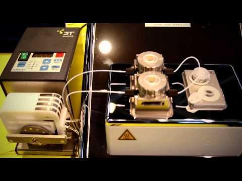 3T Analytik - Quartz Crystal Microbalance mit Dissipations/Daempfungs Monitoring