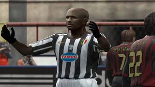 Pro Evolution Soccer 5 - 2005 - Juventus F.C. VS A.C. Milan (PC)