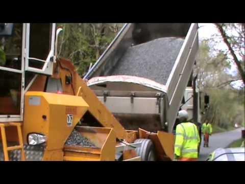 Asphalt Paving Services Ltd - Surface Dressing