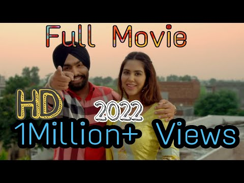 Nikka Zaildar ( Full Movie ) - Ammy Virk, Sonam Bajwa | Punjabi Film | Latest Punjabi Film 2017