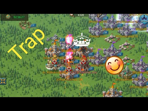 Make A Trap Account : Lords Mobile | How To Make A Trap Account In Lords Mobile