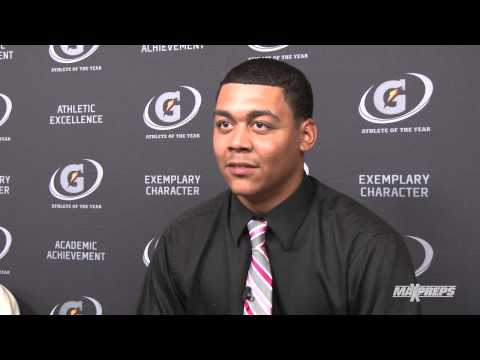 Justus Sheffield Interview - Gatorade Player of the Year Awards