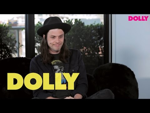 James Bay talks to DOLLY about love | Celeb Bites