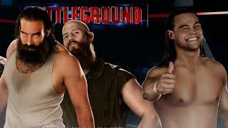 WWE 2K15 - Bo Dallas vs Luke Harper