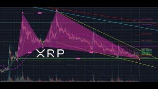 XRP In Very Bullish BAT Pattern And Ripple