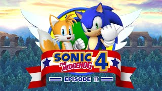 Sonic The Hedgehog 4: Episode 2 - Foil Dr Eggman&#39s Plans to Build a New Death Egg (iOS Gameplay)