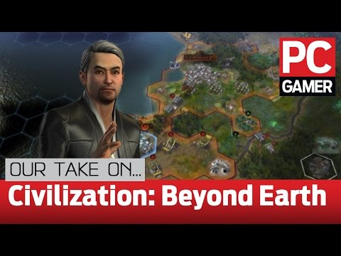 Civilization: Beyond Earth gameplay — Hands-on with the first 250 turns
