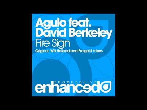 Agulo feat David Berkeley  Fire Sign Will Holland Remix
