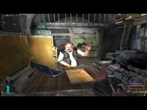 S.T.A.L.K.E.R. - Тень Чернобыля, читы скрипты выносливость.