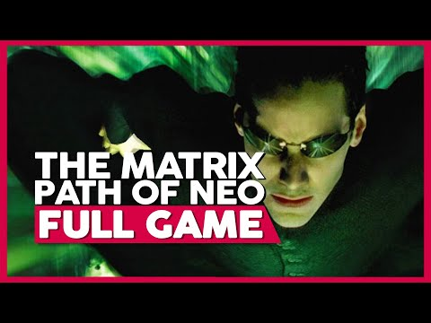 The Matrix: Path Of Neo   PS2   Full Gameplay/Playthrough   No Commentary