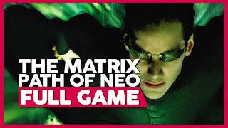 The Matrix: Path of Neo | PS2 | Full Gameplay/Playthrough | No Commentary