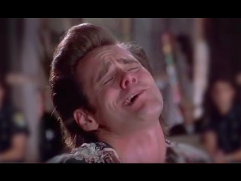 Ace Ventura sarcastic laugh - YouTube