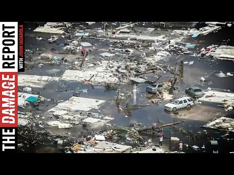 Deadly Hurricane Damage In Bahamas IGNORED