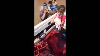 Video: Imágenes impactantes de las inundaciones en Tucumán