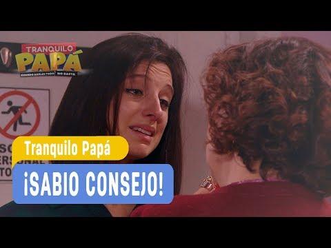 Tranquilo Papá - ¡Sabio consejo de Olga! - Santi y Madonna / Capítulo 93