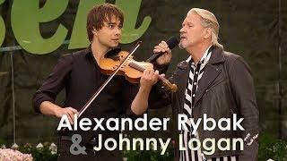 Alexander Rybak & Johnny Logan - You Raise Me Up (Allsang på grensen, TV2, 2017)