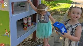 Маленькие бесплатные кладовые: сосед не оставит соседа в беде