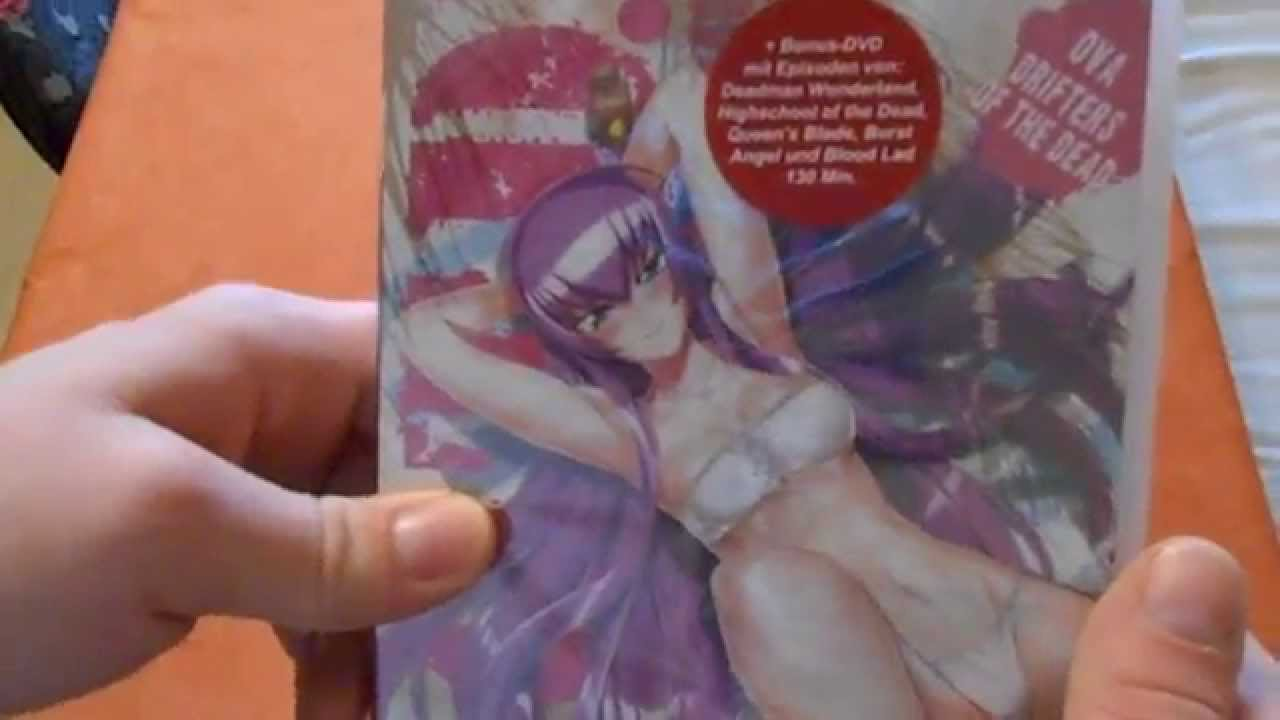 Download Unboxing High School of the Dead - Drifters of Dead OVA [ deutsch - german ]