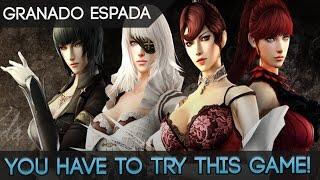 Granado Espada - You Guys Gotta Check This MMORPG Out! It's So Much FUN!