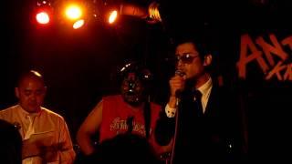 2009/5/23 メキシコから来た謎のマスクマン SP あれきさんだーおりょう.