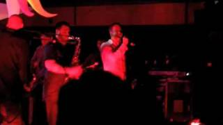 "JJ Grey & Galactic ""Sympathy for the Devil"" 1/09/10"