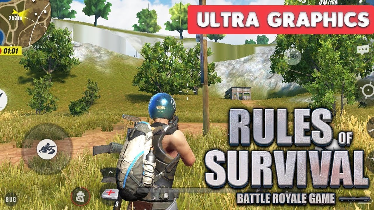 rules of survival best settings android