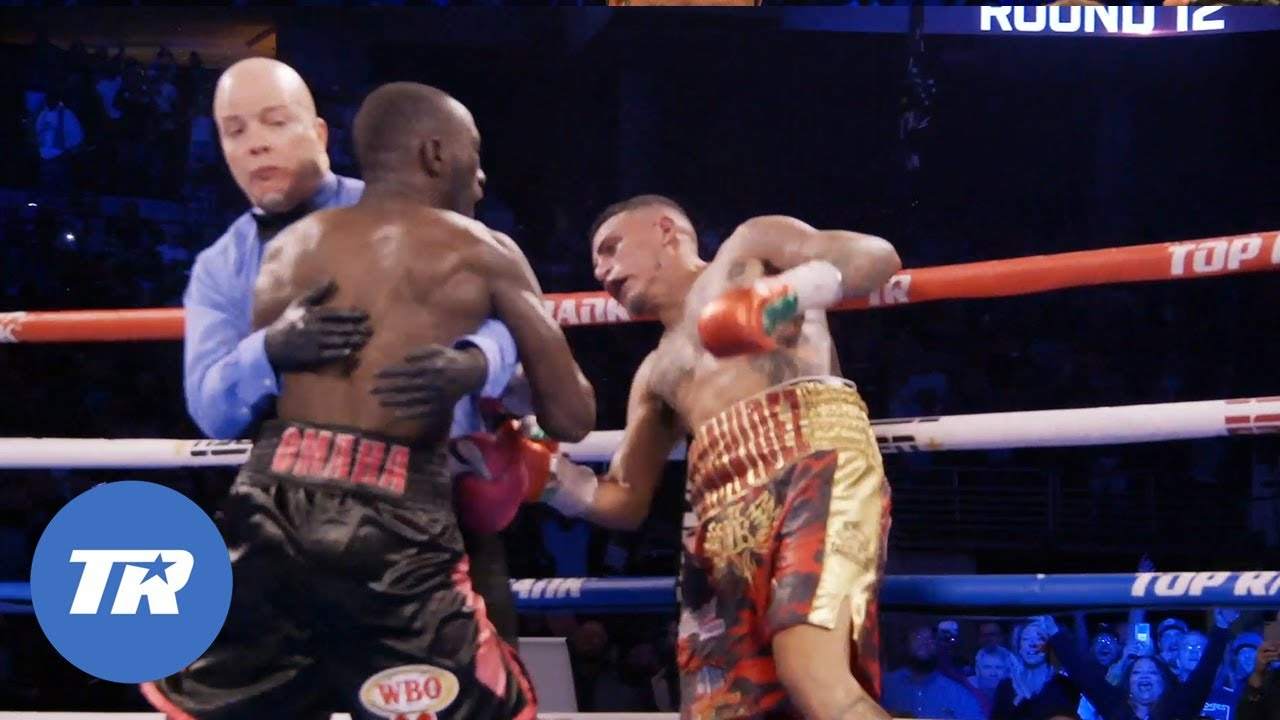 The Best Knockouts from Terence Crawford