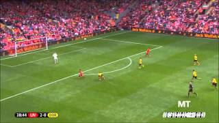 Phillipe Coutinho vs Borussia Dortmund 2014 HD