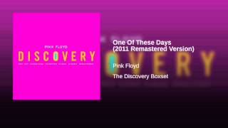 One Of These Days (2011 Remastered Version)