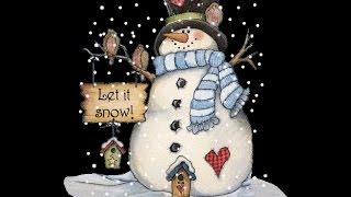 """Dean Martin """"Let It Snow!"""""""